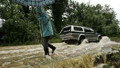 Severní Čechy opět  děsí velká voda, ve Višňové začala evakuace